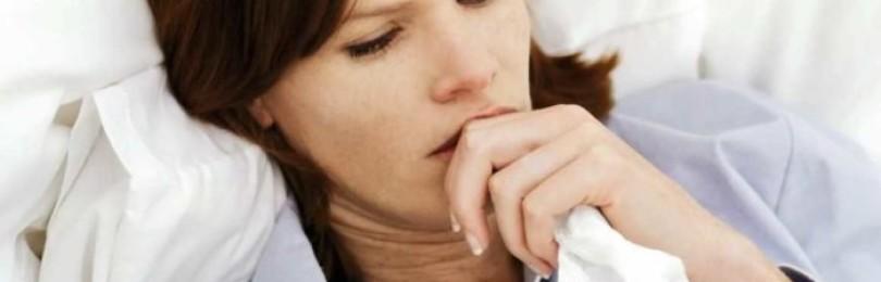 Почему выделяемая при кашле мокрота с кровью так опасна?