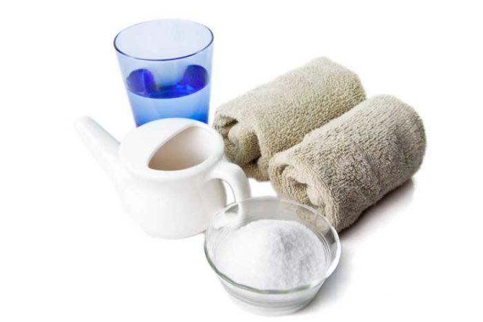 Четыре техники промывания носа – рекомендации для лечения гайморита