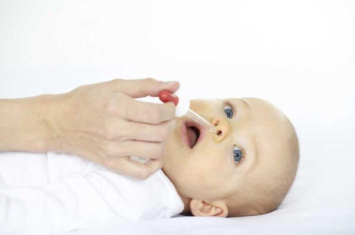 Как правильно принимать Диоксидин каплями в нос при затяжном насморке?